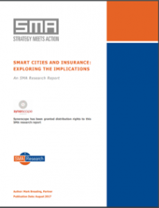 Smart Cities and Insurance
